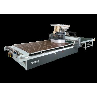 Felder Format4 Profit H08 21-31 Nesting CNC