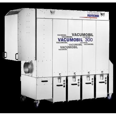 Hocker Deduster Extraction Vacumobil 300